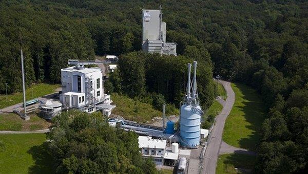 Großprüfstände im Projekt Ariane 5