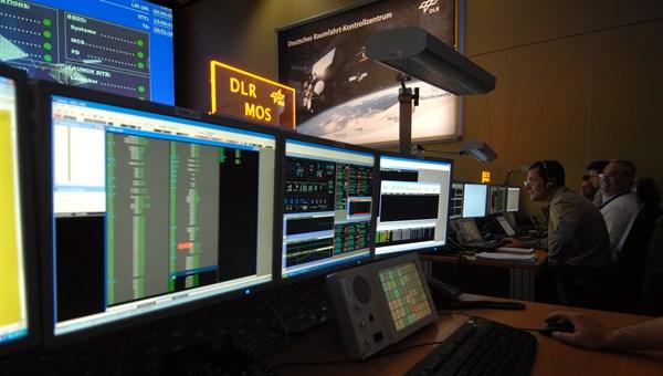 Deutsches Raumfahrtkontrollzentrum (GSOC)