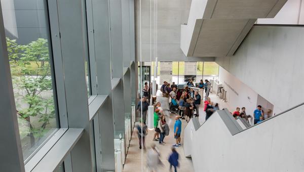 Institut Robotik und Mechatronik in Oberpfaffenhofen