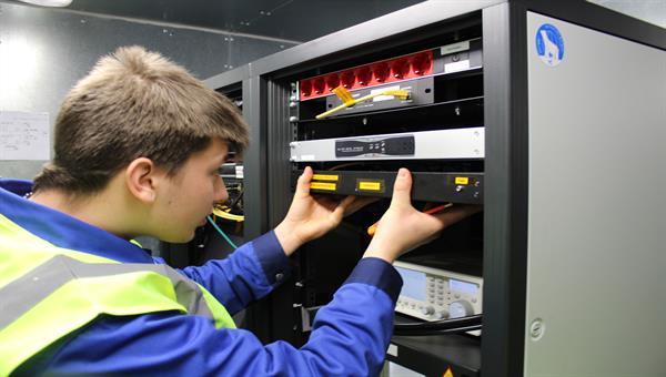 Ausbildung im Bereich Geräte und Systeme