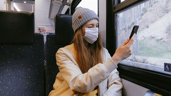 Personal Situational Awareness during Pandemics (Bild: Pexels/Anna Shvets)