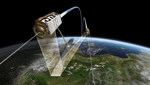 Hoch performante Analyse großer Satellitendaten aus der Erdbeobachtung
