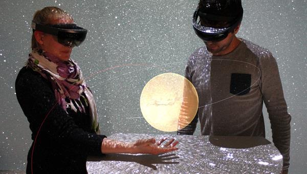 Bedingungsabhängige 3D%2dInteraktionsmethoden in Augmented Reality
