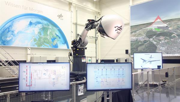 Simulation von Flugzeugdynamik und Bordsysteme
