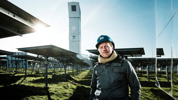 Torsten Baumann. Copyright DLR Sebastian Mölleken