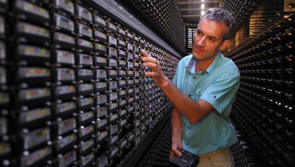 Stephan Kiemle entwickelt Software für Erdbeobachtungsmissionen