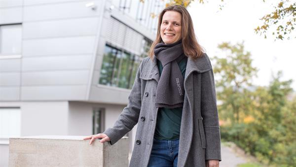 Friederike Klan erschließt ganz neue Datenquellen