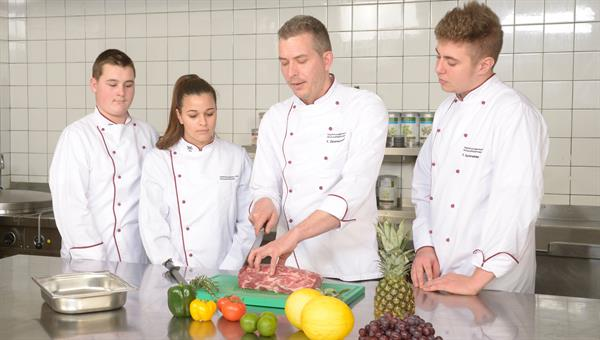 Ausbildung zur Köchin oder zum Koch