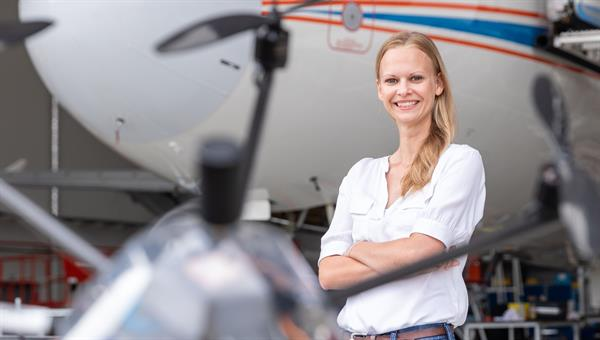 Dagi Geister arbeitet seit zehn Jahren an Drohnentechnologien