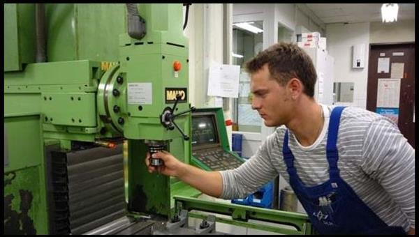 Ausbildung zum/zur Feinwerkmechaniker/in %2d Fachrichtung Allgemeiner Maschinenbau