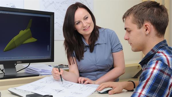 Ausbildung zum/zur Technischen Produktdesigner/in %2d Fachrichtung Maschinen%2d und Anlagenkonstruktion