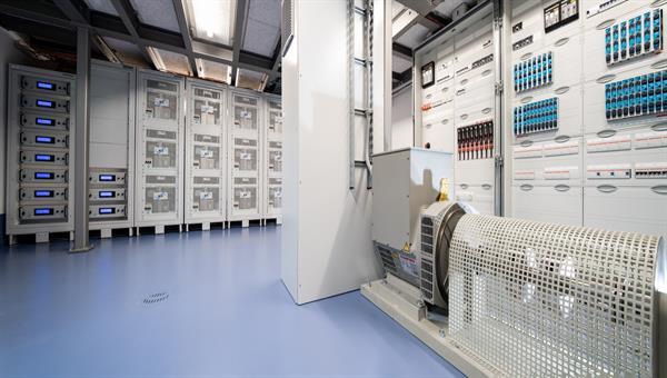 DC%2dLeistungselektronik im NESTEC Labor