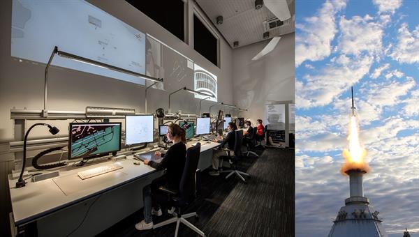 Luftverkehrsmanagement von Raumfahrzeugen am Institut für Flugführung