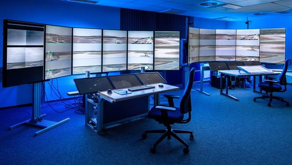 Remote tower lab