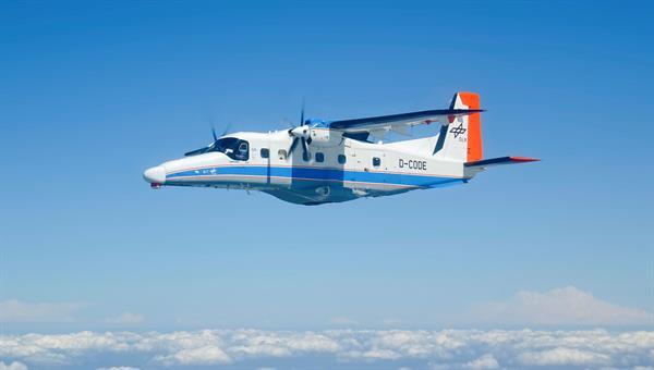 Forschungsflugzeug Dornier Do 228