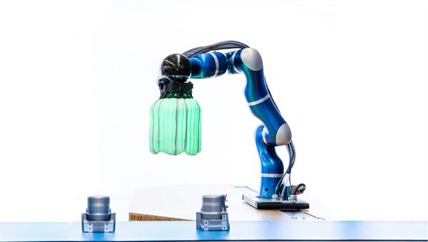 Projekt Robotic Airbag System
