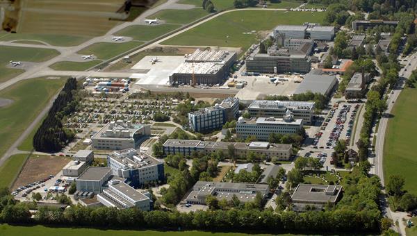 DLR site Oberpaffenhofen near Munich