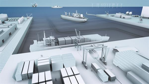 Anomaly detection for maritime focused detector systems