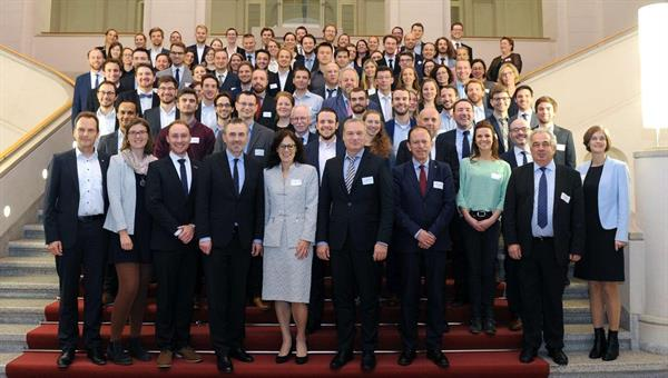 10 years German Trainee Programme