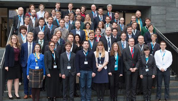 Meeting for the German Trainee Programme 2015 in Berlin