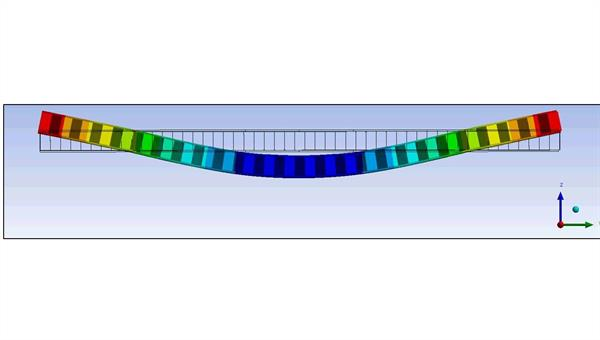 FE%2dSimulation of CMC sandwich structure