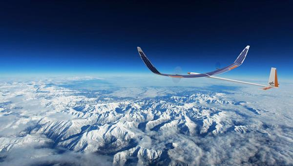 Stratospheric aircraft