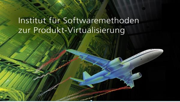 Institute of Software Methods for Product Virtualisation