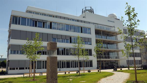 Institute of Communications and Navigation in Oberpfaffenhofen near Munich