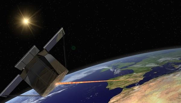 Master thesis satellite