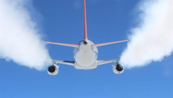 Modelling the impact of aviation aerosol on clouds and climate