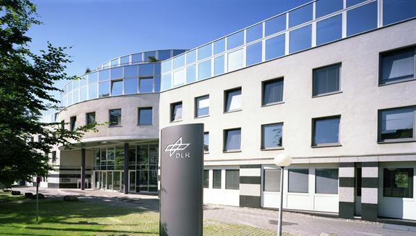 DLR Space Administration in Bonn%2dOberkassel