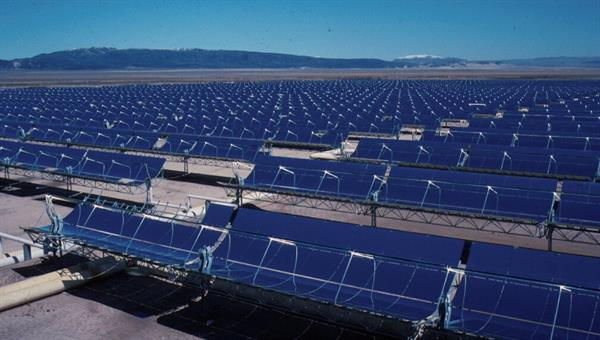 Power Generation and Storage for Greenhouses in Arid Regions