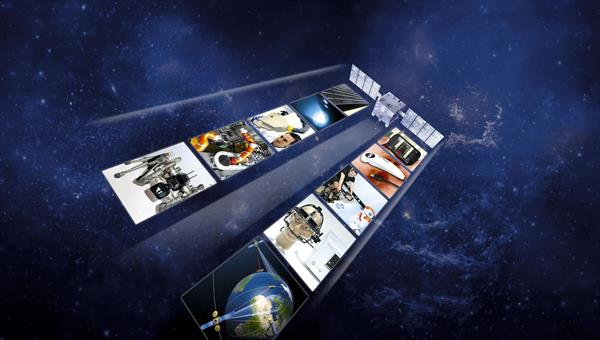 Development of Technologies for Navigation Systems for Space Applications