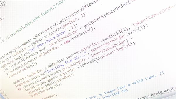 Java code of Virtual Satellite