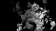 Willkommen auf Komet 67P!