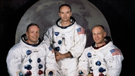 Drei Astronauten schreiben Geschichte