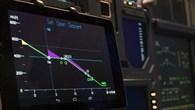Display des Pilotenassistenzsystems