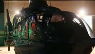 Helm%2dDisplay im Hubschrauber