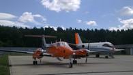 King Air 350 der FCS und der ATTAS des DLR