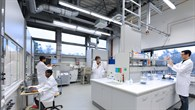 Laboreinrichtung im CeraStorE