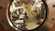 Höhenklimasimulationskammer der Luftwaffe