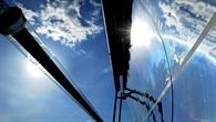 Solarkraftwerke: Flüssiges Salz wird als Wärmeträgermedium getestet