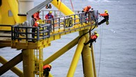 Anlagenbau alpha ventus Offshore%2dWindpark