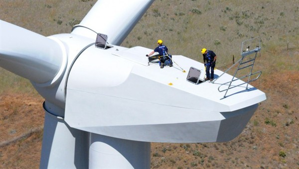 Servicetechniker windkraftanlagen