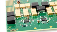 Platine mit MOSFET%2dLeistungstransistoren