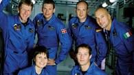 Die im Mai 2009 ausgewählten neuen Astronauten für das Europäische Astronautencorps