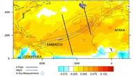 HALO%2dFlugroute nach Barbados