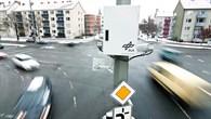 DLR%2dForschungskreuzung in Braunschweig