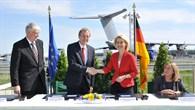 Zusammenarbeit in der Luft- und Raumfahrtmedizin - Verteidigungsministerin von der Leyen unterzeichnet Kooperationsvertrag mit dem DLR