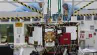 Montage der LISA Pathfinder%2dSonde